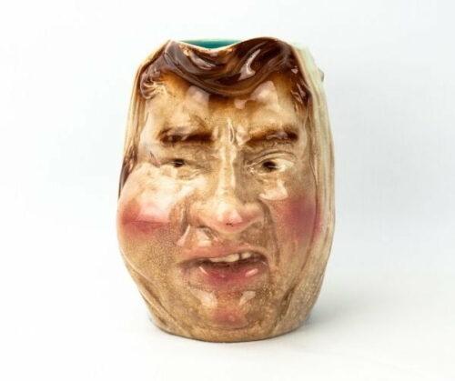 sarreguemines jug toy
