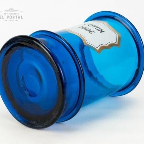 botamen conservera frasco de farmacia