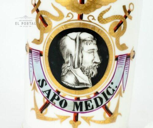 conservera SAPO MEDIC