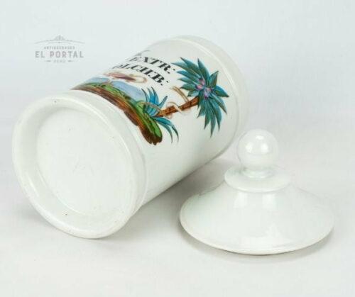 conservera de porcelana