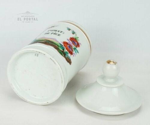 Conservera de Botica de porcelana POMAT DE PICE | 1