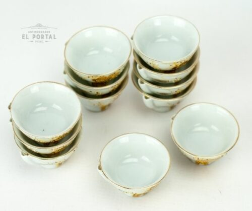 Copa de Sake de porcelana Ichitoshi Japón | 4