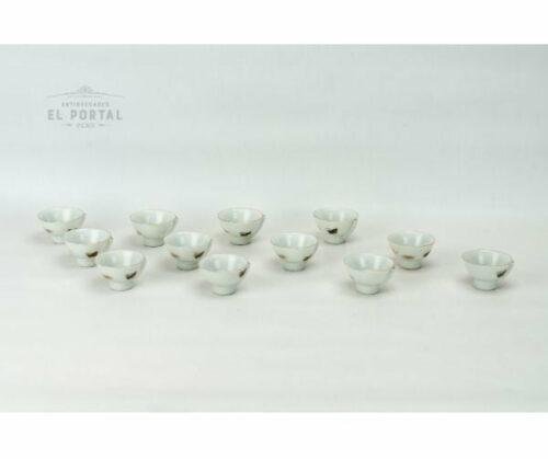Copa de Sake de porcelana Ichitoshi Japón