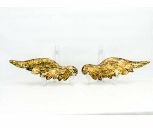 alas de madera
