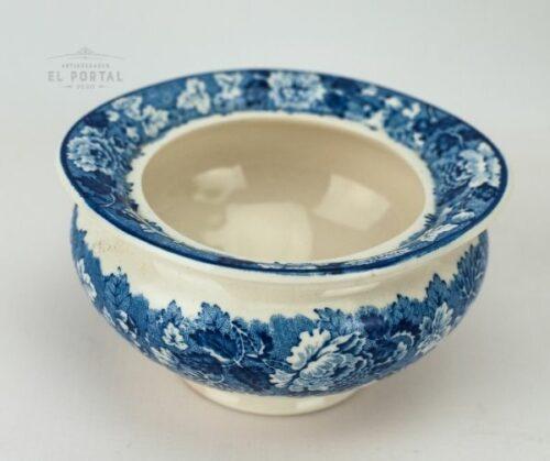 Bowl Woods & Sons azul y blanco | 1