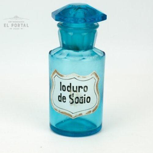 frasco de botica