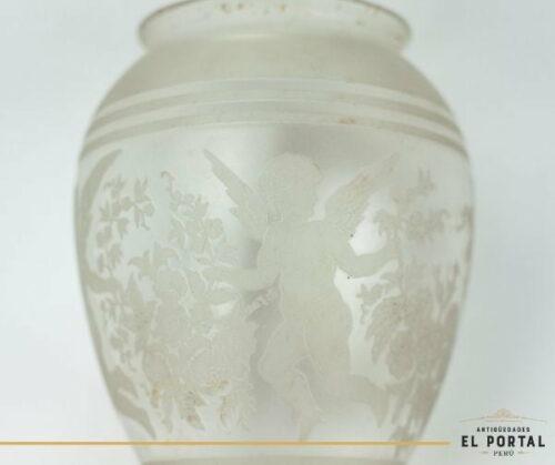 pantalla de cristal San Luis