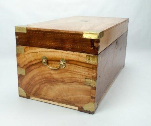 Baúl de madera de alcanfor | 1