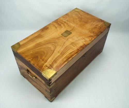 Baúl de madera de alcanfor | 2