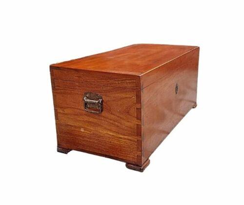 Baúl en madera de cedro   3