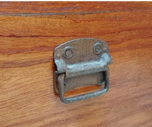 Baúl en madera de cedro   4