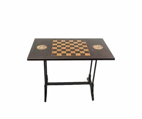 Mesa de juego Ajedrez y Backgammon | 1